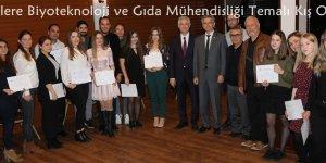 ÇÜ Rus Öğrencilere Biyoteknoloji ve Gıda Mühendisliği Temalı Kış Okulu Düzenledi