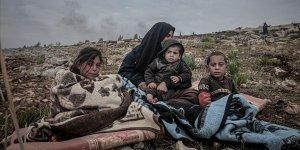 İdlib'de 3 günde 47 bin sivil daha göç etti