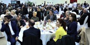 Mersin'de kent protokolü gaziler ve şehit aileleriyle buluştu