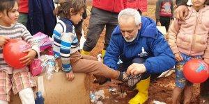 STK'lardan İdlib için yardım seferberliği