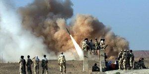İran Devrim Muhafızları Ordusu ABD'nin Irak'taki üssünü füzelerle vurdu