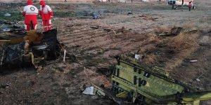 İran'da düşen Ukrayna Havayolları'na ait yolcu uçağından sağ kurtulan olmadı