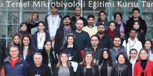 Uygulamalı Temel Mikrobiyoloji Eğitimi Kursu Tamamlandı