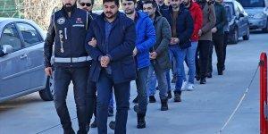 Adana merkezli 8 ildeki FETÖ operasyonunda 5 zanlı tutuklandı