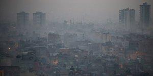 Adana'da hava kirliliği