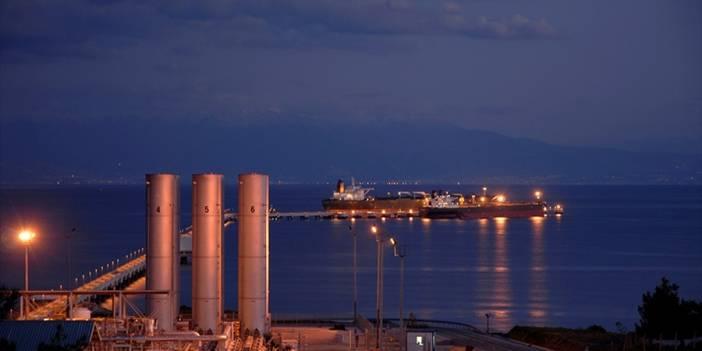 BTC'den geçen yıl 233 milyon 175 bin varil petrol aktı