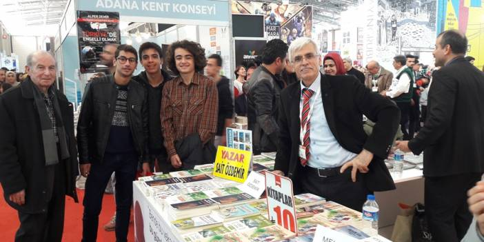 Sait Özdemir: Herkes kendi hayat hikâyesinin kahramanıdır.