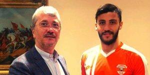 Adanaspor, Göztepe'den Hakan Çinemre'yi sezon sonuna kadar kiraladı