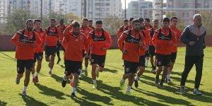Adanaspor, Keçiörengücü maçı hazırlıklarını sürdürdü