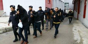 Adana ve Şanlıurfa'daki dolandırıcılık operasyonunda 17 tutuklama