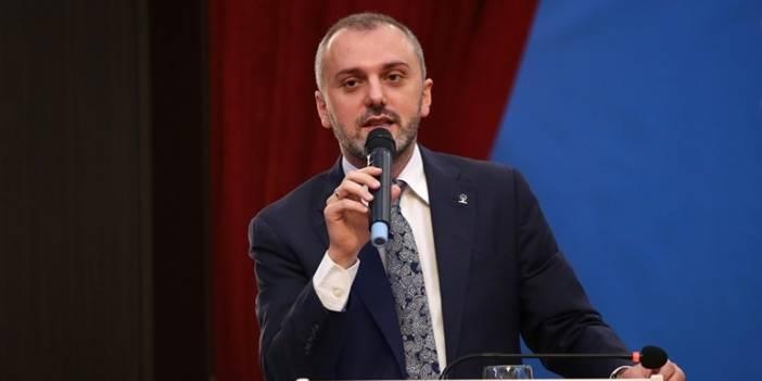 """AK Partili Kandemir: """"Biz o tiyatroyu 6-7 Ekim olaylarında gördük.."""""""