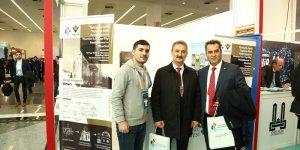 HKÜ, Ankara'da Düzenlenen Akıllı Şehirler Kongresi ve Seminerine Katıldı