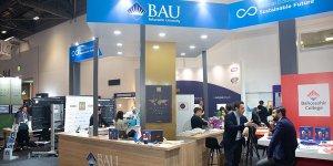 Bahçeşehir Üniversitesi geleceğin eğitim teknolojilerini Londra'da tanıttı