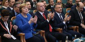 Erdoğan: Türk ve Alman dostluğunun sembolü haline gelmesini diliyorum