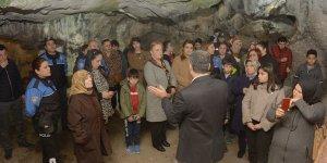 Adana'da şehit çocukları için gezi düzenlendi