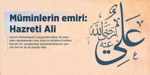 Müminlerin emiri: Hazreti Ali