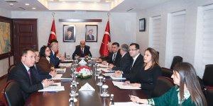 Vali Demirtaş Başkanlığında Toprak Koruma Kurulu Toplantısı Gerçekleştirildi