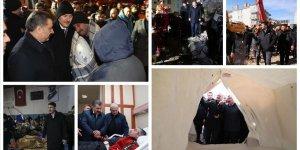 İçişleri Bakanı Soylu: Elazığ'da hasar tespiti bu akşam bitiyor