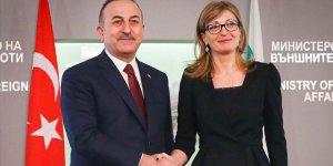 Çavuşoğlu: Bulgaristan'ın AB'de Türkiye'ye yönelik tutumundan memnunuz