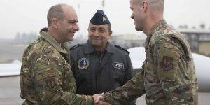 ABD Hava Kuvvetleri Komutanı Orgeneral Harrigian'dan İncirlik'e ziyaret