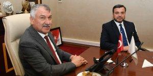 'Adana'daki birlikteliğimiz bütün belediyelere örnek olsun..'