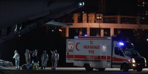 Vuhan'dan 42 kişiyi tahliye operasyonu tamamlandı