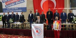 Türkiye Wushu Kung Fu Şampiyonası'nın açılış seremonisi yapıldı