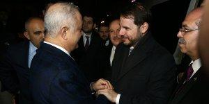 Bakan Albayrak'tan Osmaniye Belediyesi ve AK Parti İl Başkanlığına ziyaret