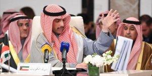 Kuveyt Parlamento Başkanı, ABD'nin sözde barış planını çöpe attı