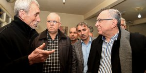 Seyhan Belediye Başkanı Akay'ın mahalle ziyaretleri