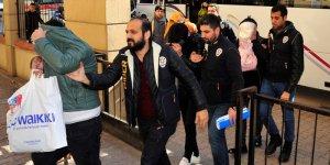 Adana merkezli dolandırıcılık operasyonunda 3 tutuklama