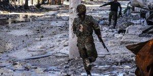 İran destekli terörist grupların Suriye'deki varlığı