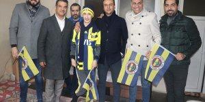 Adana'da engelli çocuğun Fenerbahçe hayali gerçekleşecek