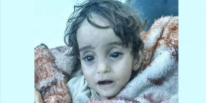 Esed rejiminin evsiz bıraktığı İman bebek soğuktan öldü