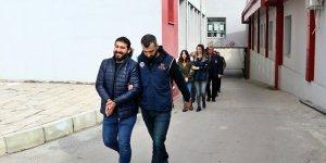 Adana'da terör örgütü PKK operasyonunda 2 tutuklama