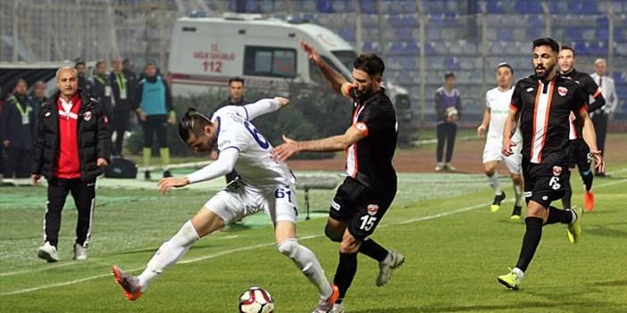 İstanbulspor: 1 - Adanaspor: 0