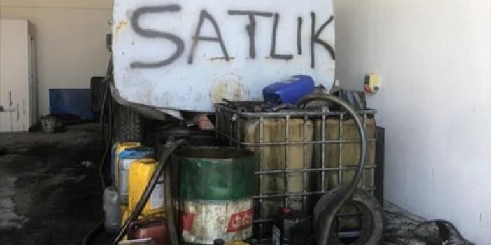 Adana'da 16 bin litre kaçak akaryakıt ele geçirildi