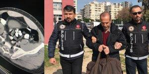 Bağırsaklarında uyuşturucu taşıyan İranlı Adana Havalimanı'nda yakalandı