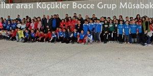 Adana'da Okullar arası Küçükler Bocce Grup Müsabakaları Sona Erdi