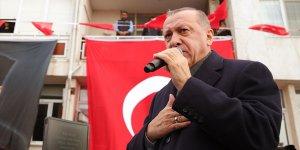 Erdoğan: Yalova'da milyonlarca lira CHP'li idarecilerce talan edildi