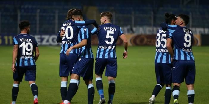 Adana Demirspor 4 hafta sonra kaybetti