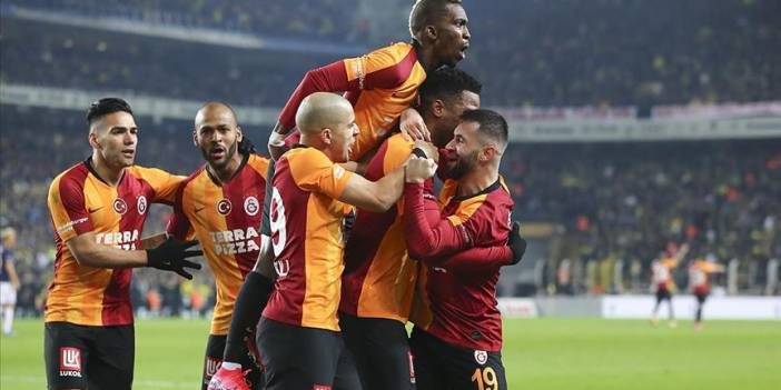 Galatasaray galibiyet serisini Sivas'ta bıraktı