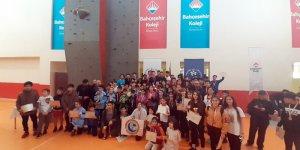Okullar arası Spor Tırmanış Müsabakalarına Sporculardan Büyük İlgi
