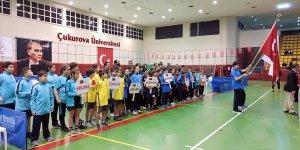 Anadolu Yıldızlar Ligi (ANALİG) Masa Tenisi Grup Müsabakaları Adana'da Gerçekleşti