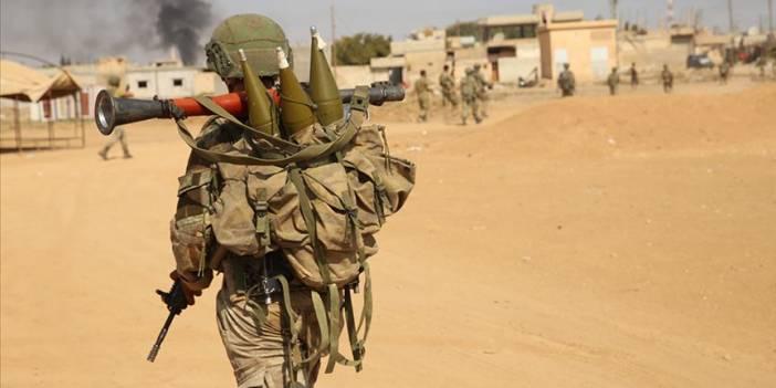 MSB: Barış Pınarı bölgesine sızma girişiminde bulunan 32 terörist etkisiz hale getirildi