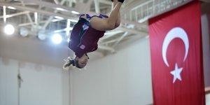 Türkiye Cimnastik Şampiyonası Mersin'de başladı