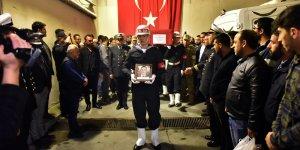 İdlib şehitleri memleketleri Mersin'e getirildi