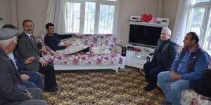İdlib'de yaralanan askerler Adana'daki evlerine getirildi