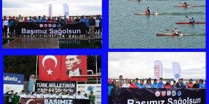 Adana'da Durgunsu Kano Aday Milli Takım Seçme Yarışları Yapıldı