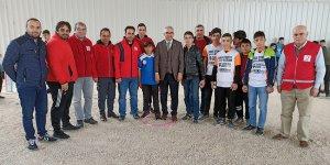 Adana'da Okullar arası Gençler ve Yıldızlar Bocce Grup Müsabakaları Sona Erdi